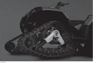 Sada pásů pro ATV Kimpex Commander XTR Track